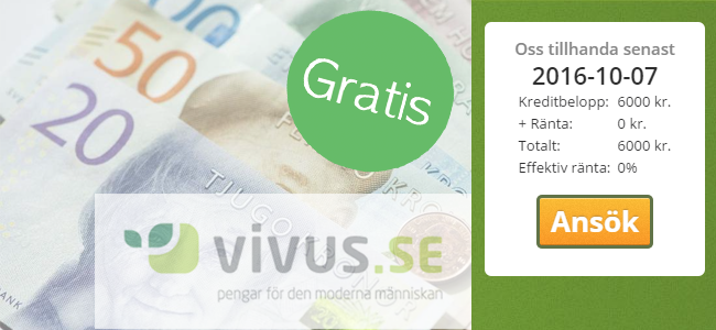 vivus-gratis-lån-kredit