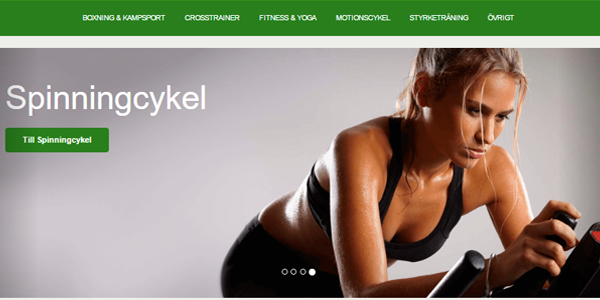 träningcykel-redskap-gym
